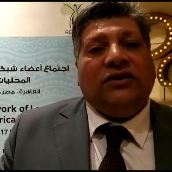 الدكتور خالد قاسم، المتحدث الرسمى لوزارة التنمية المحلية