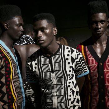 ملابس أفريقية