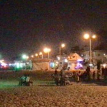 شاطئ العريش