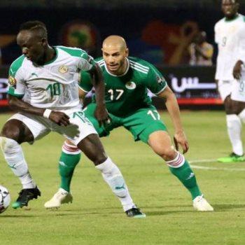 الجزائر و السنغال
