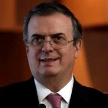 وزير الخارجية المكسيكي مارسيلو إيبرارد