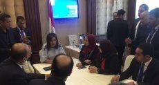 غرفة عمليات وزراة الهجرة وشئون المصريين بالخارج
