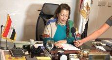 سفيرة  مصر في مملكة البحرين سهى إبراهيم  الفار
