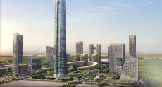 تصميم أبراج العاصمة الإدارية الجديدة