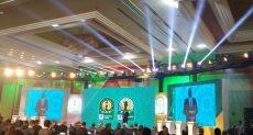 مراسم قرعة دورى أبطال أفريقيا والكونفيدرالية