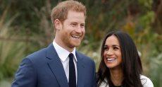 الأمير هارى وزوجته