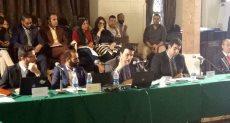 المؤتمر السنوي الثالث لوحدة أبحاث القانون والمجتمع بالجامعة الأمريكية بالقاهرة
