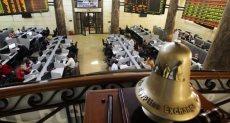 ارتفاع جماعي للبورصة المصرية