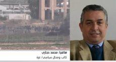محمد حجازي، محلل سياسي