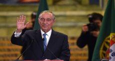 الرئيس البرتغالي