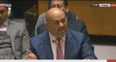 مندوب اليمن بالأمم المتحدة