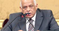 الدكتور على عبد العال، رئيس مجلس النواب