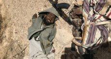 الإرهابي ناصر أبو زقول