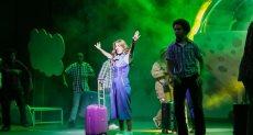 مسرحية جزيرة كيدز ايريا