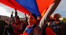 مظاهرات أرمينيا ضد سركسيان