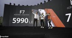 OPPO تطلق هاتفها الجديد F7 داخل مصر