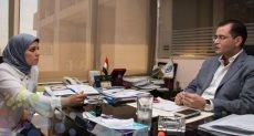 أحمد جابر رئيس غرفة الطباعة والتغليف في اتحاد الصناعات