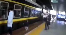 قطار - ارشيفية