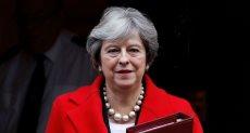 تيريزا ماى - رئيسة الوزراء البريطانية