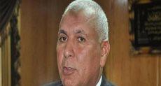 للواء محمد سالمان الزملوط محافظ الوادي