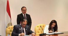 ياسر القاضي يشهد توقيع مذكرة تفاهم بين ايتيدا وجامعة حمدان بن محمد الذكية