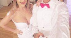 فرمينيو وزوجته