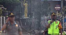 هجمات إندونيسيا