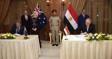 بروتوكول تعاون لبدء مشروع فصل المعادن الإقتصادية من الرمال السوداء بمصر