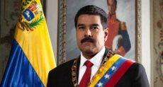 الرئيس الفنزويلى مادورو