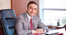 أحمد البحيري الرئيس التنفيذي للشركة المصرية للاتصالات