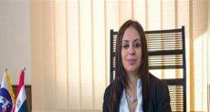 مايا مرسي رئيس المجلس القومى للمراة