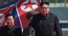 زعيم كوريا الشمالية كيم جونج-أون