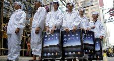 هل يتم تصنيع هواتف آيفون في مصر