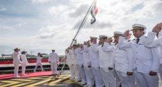 إنشاء ميدالية تذكارية لليوبيل الذهبى للقوات البحرية