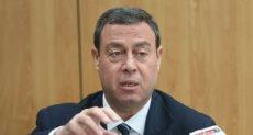 سفير فلسطين فى القاهرة دياب اللوح