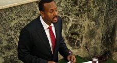 آبي أحمد رئيس الوزراء الإثيوبي