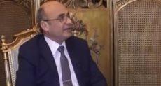 المستشار عمر مروان وزير شئون مجلس النواب