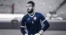 احمد الشناوى - حارس مرمى فريق بيراميدز