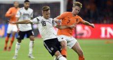 قمة هولندا والمانيا