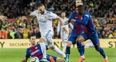 برشلونة ضد ريال مدريد