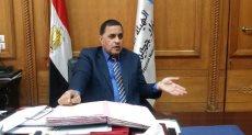 أشرف رسلان رئيس هيئة السكة الحديد