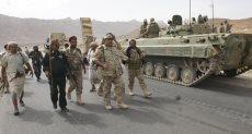 الجيش اليمنى يقطع خطوط إمداد الحوثيين