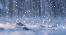 صورة أمطار غزيرة