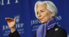 كريستين لاجارد مدير عام صندوق النقد الدولى