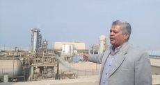 المهندس عبد ربه السيد رئيس قطاع محطة الكريمات الشمسية
