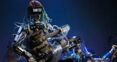 فرقة الروبوتات الموسيقية