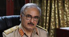 المشير خليفة حفتر - القائد العام للجيش الليبى