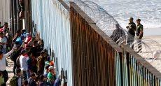الحدود المكسيكية والولايات المتحدة