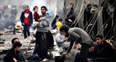 لاجئين - ارشيفية