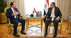 وزير الاتصالات يلتقي رئيس لجنة الاتصالات بمجلس النواب
